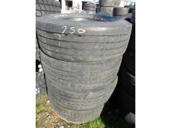 OPONY MICHELIN XTE 2, 285/70/19,5 - rattad/ rehvid