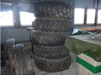 Michelin 17.5-25 hjullasterdekk - rehvid