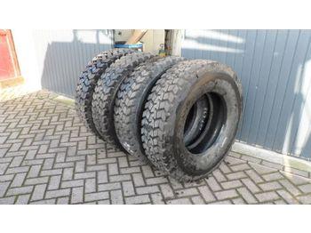 Michelin 295/80R22.5 + 385/65R22.5 - rehvid