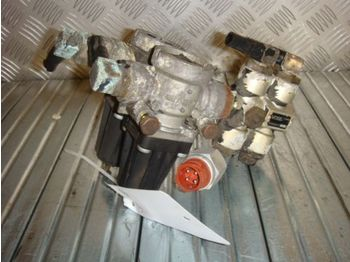 MAN Wabco Drukbegrenzingsklep - soojendus/ ventilatsioon