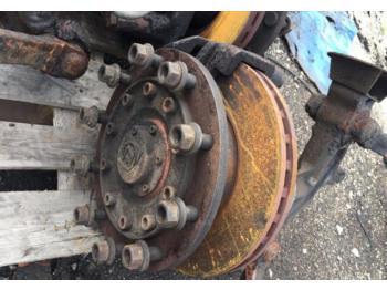 Bova FHX 12 400 přední náboj kola  - telg