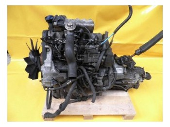 VW 2,5 TDI - turbo