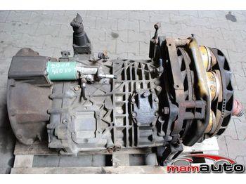 DAF gearbox for DAF BOVA FVD 12.270  tractor unit - ülekanne