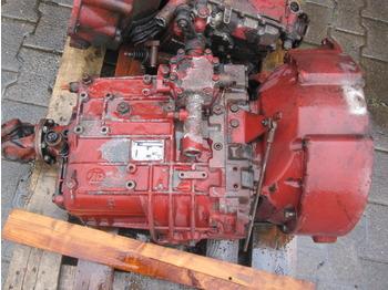ZF S 6 - 36  - ülekanne