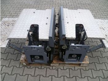 Vögele Verbreiterungen - extensions - AB 500 TV - varuosa