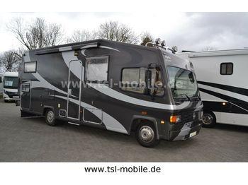Alpha by Barth *Solar* Hubstützen * Warmwasserheizung*  - camping-car