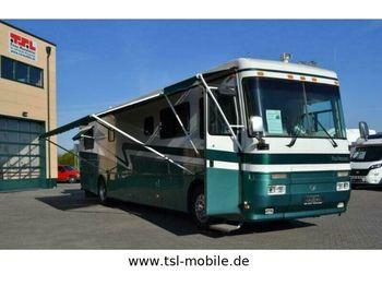 Monaco Dynasty 40 Princess Warmwasserheizung,Hubstützen  - camping-car