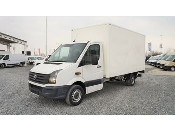 Volkswagen Crafter 2.0TDI/105kw KOFFER 8PAL/LBW  - fourgon