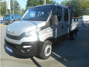 Iveco Daily 35S14D Euro6 AHK ZV Standhzg  - fourgon plateau