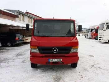 Fourgon plateau Mercedes-Benz 814