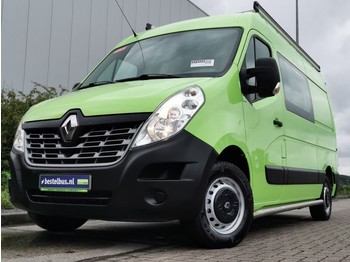 Renault Master 2.3 dci 130, dubbele cab - fourgon utilitaire