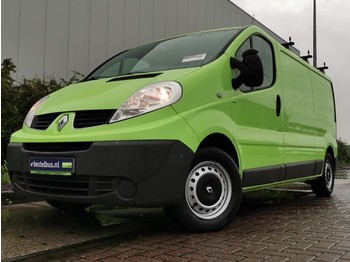 Renault Trafic 2.0 DCI lang, airco, pdc, tr - fourgon utilitaire