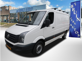 Volkswagen Crafter 35 Lang L2 163 Pk 120 Kw Airco Trekhaak - fourgon utilitaire