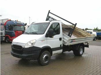 Iveco Daily 70 C 21 2-Achs Kipper Meiller  - volquete furgoneta