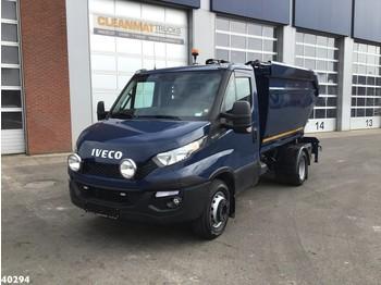 Iveco Daily 70C12 Euro 6 7m3 - camión de basura
