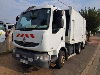 Renault Midlum 220 - camión de basura