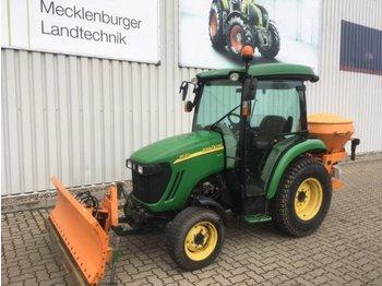 John Deere 3520 e-hydro - tractor para trabajos municipales
