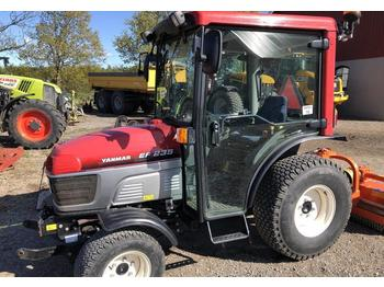 Yanmar EF 235  - tractor para trabajos municipales