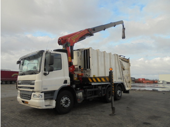 Caminhão de lixo DAF CF75
