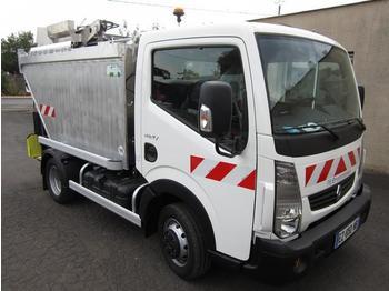 Renault Maxity - caminhão de lixo