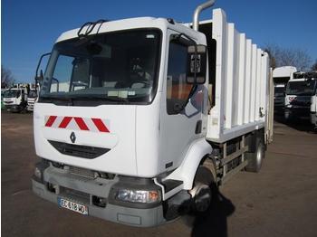 Renault Midlum 220 DCI - caminhão de lixo