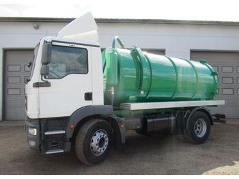 Caminhão limpa fossa MAN TGM 18 290