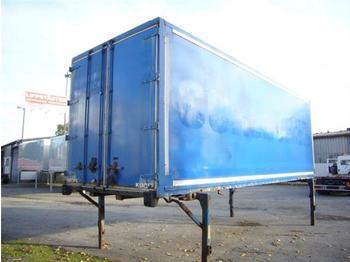 Vekselflak - varebil Kögel BDF System 7.450 mm lang,