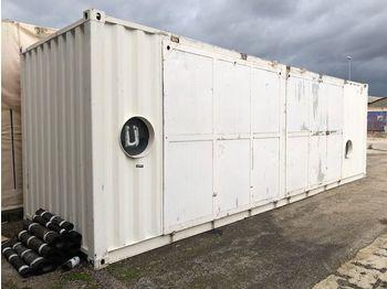 Veksellad/ container Container uso esposizione