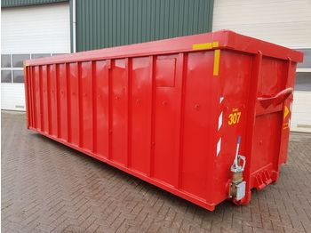 Veksellad/ container Haakarm vloeistofcontainer