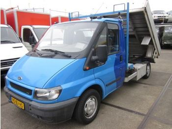 Ford Transit kieper - kabiinišassiiga veoauto