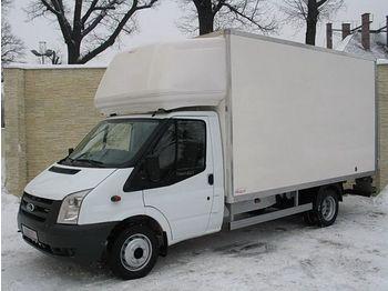 FORD TRANSIT 115 T350 2.4 TDCI KONTENER WINDA  - kasti veoauto