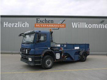 Mercedes-Benz 1823 Axor Ruthmann Cargoload Niederflurhubwagen  - konteinerveduk/ tõstukiga veoauto