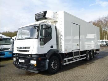 Külmutiga veoauto Iveco Stralis AD260S31Y/P 6X2 RHD Carrier frigo