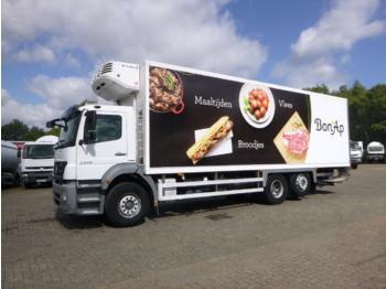 Külmutiga veoauto Mercedes Axor 2529 6x2 Thermoking TS-500e frigo