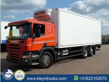 Külmutiga veoauto Scania P400 scr/pde 6x2*4 ret.