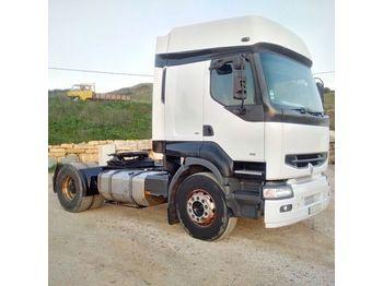 RENAULT Premium 385 left hand drive 469108 Km hub reduction Euro 2 - vilkikas