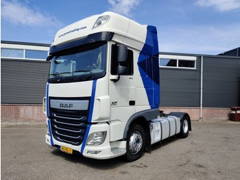 DAF FT XF460 4x2 SuperSpaceCab Euro6 - Double Fuel Tank - StandAirco - 01/2021 APK - vlačilec