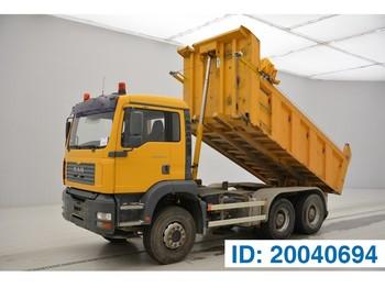 MAN TGA 26.410 - 6x4 - tractor/tipper double use - vlačilec