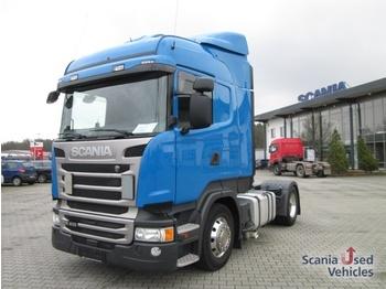 Vlačilec Scania R410LA4X2MNA / ACC / Alcoa