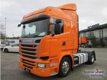 Vlačilec Scania R410LA4X2MNA / SCR only / Alcoa Felgen / ACC