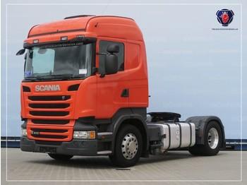 Vlačilec Scania R410 LA4X2MNA | Alcoa | PTO: slika 1