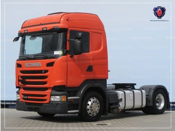 Vlačilec Scania R410 LA4X2MNA | RETARDER | ALCOA | PTO | SCR: slika 1
