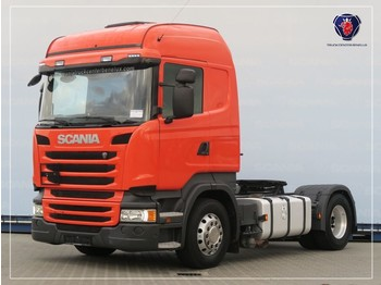 Vlačilec Scania R410 LA4X2MNA | SCR | PTO | RETARDER