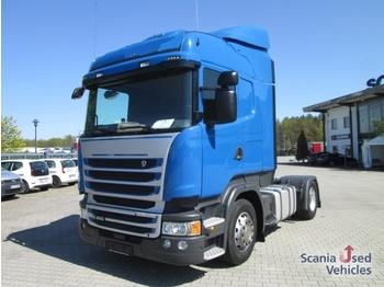 Vlačilec Scania R410 LA4x2MNA / Nebenabtrieb / SCR only