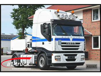 Влекач Iveco Stralis AS 440/46 460 EEV ,Retarder,TÜV 07/2020: снимка 1