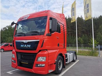 MAN TGX 18.440 - влекач