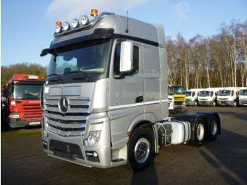 Mercedes Actros 3363 6x4 Euro 6 + torque converter 180 t + hydraulics - влекач