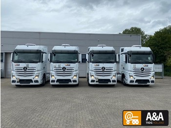 Mercedes-Benz ACTROS 1845 BIGSPACE MP4 EURO 6 MY 2015 - влекач