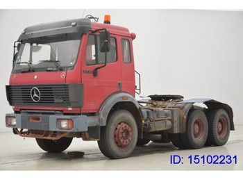 Mercedes-Benz SK 2635S - 2435S - 6x4 - влекач
