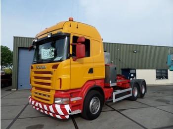 Scania R560 LA6X4HHZ Heavy Haulage Tractor - влекач